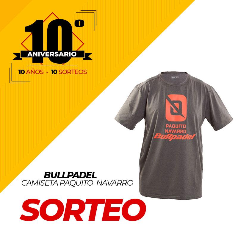Camiseta Paquito Navarro