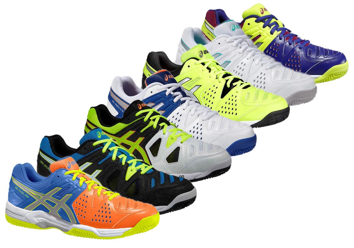Kent Lógico Tropezón  Las 5 zapatillas Asics de pádel más baratas