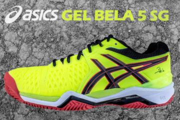Asics Gel Bela 5 SG 2016
