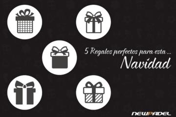 Cinco regalos perfectos para esta Navidad