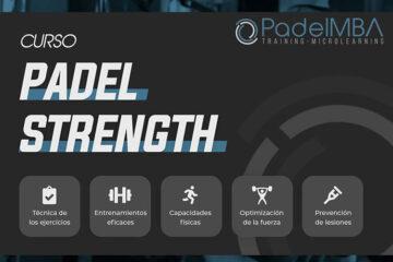Curso PadelMBA Padel Strength