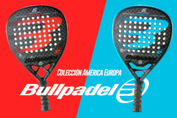 nueva colección Bullpadel AE