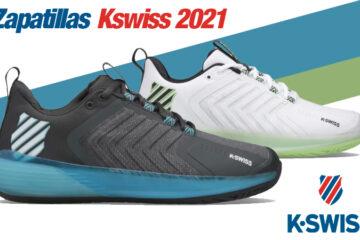 zapatillas pádel K Swiss