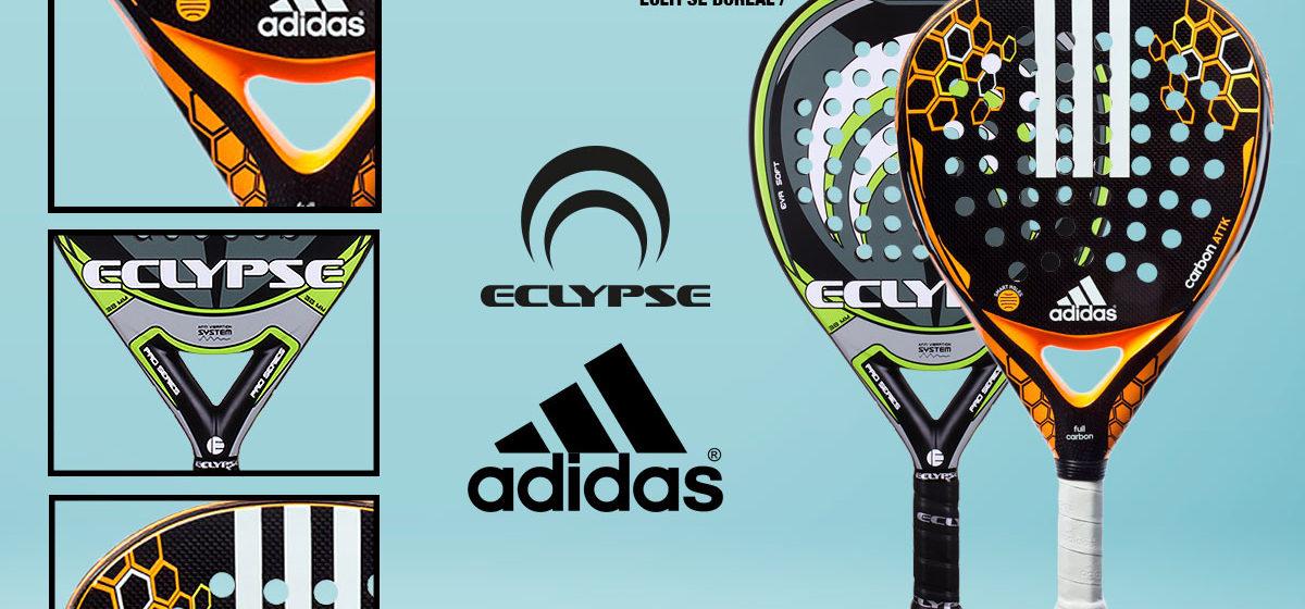 Adidas Carbon Attack y Eclypse Boreal