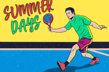 Summer Days de NewPadel.
