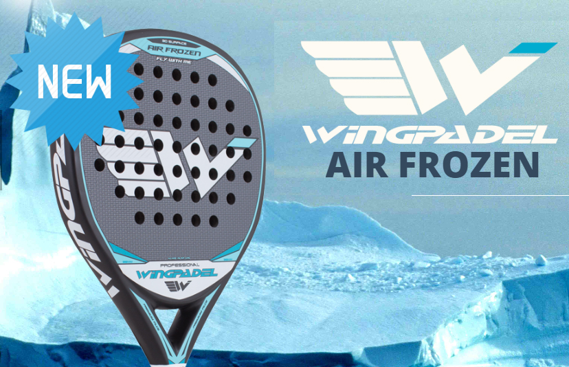 Wingpadel Air Frozen