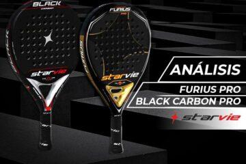 Star Vie Furius Pro y Black Carbon Pro