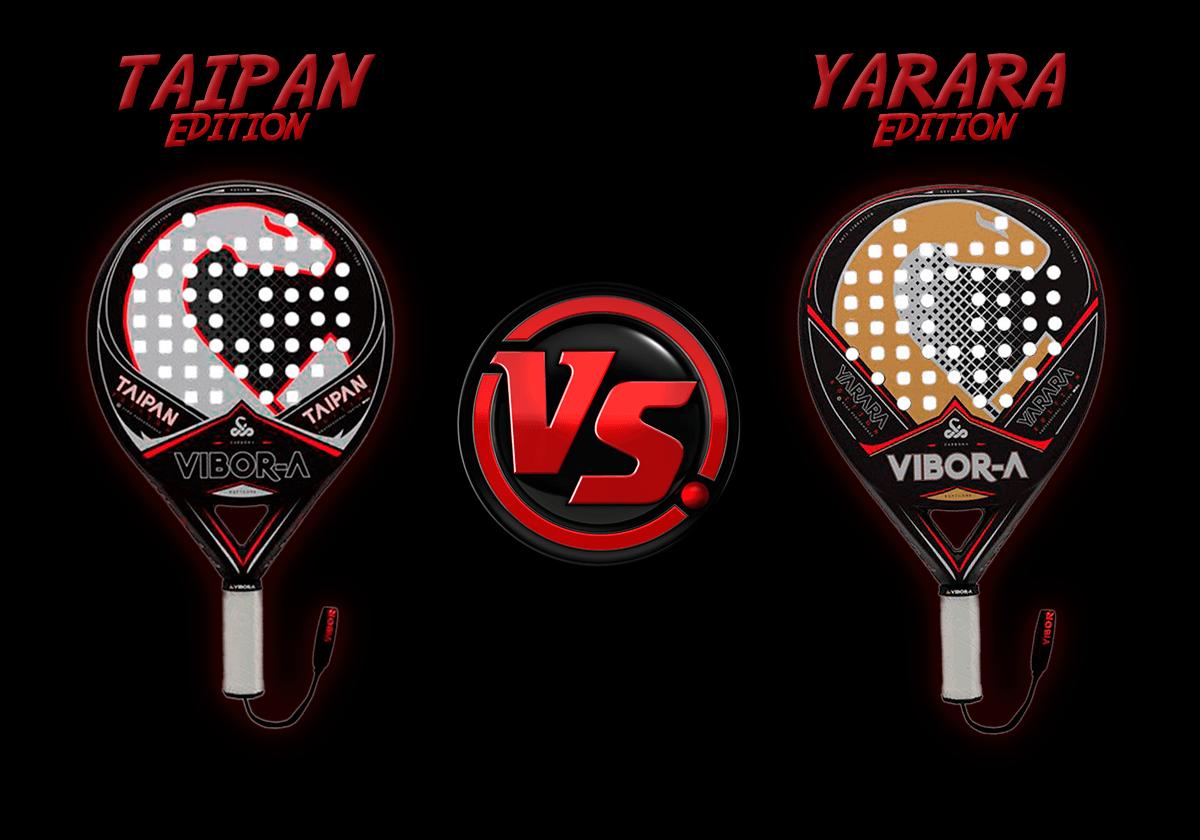 Taipan Edition vs Yarara Edition