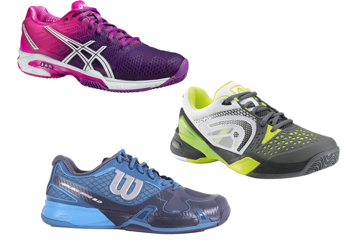 diseño popular zapatillas de deporte para baratas compra original Analizamos las mejores zapatillas de pádel 2015 de gama alta