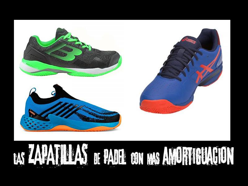 d645fc962 Las zapatillas de pádel con mejor amortiguación del mercado - New Padel