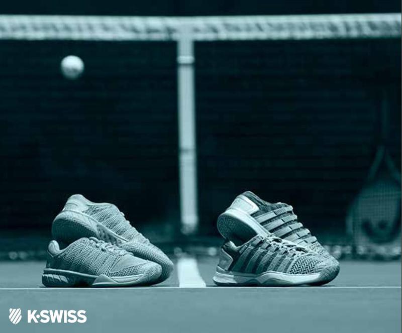 fec10b2da Colección de zapatillas de pádel K-Swiss 2017