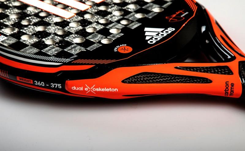 entrega gratis color atractivo nueva llegada Test de palas Adidas: Adipower Control y Carbon Control