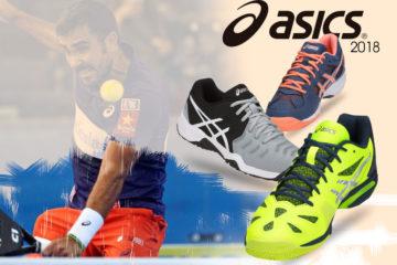 Zapatillas de pádel ASICS 2018