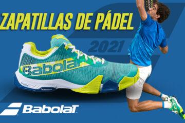 mejores zapatillas babolat 2021