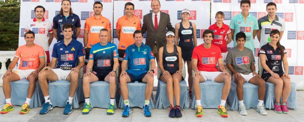 Jugadores del Monte Carlo International Sports