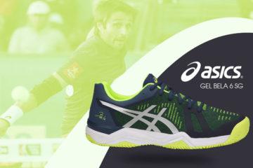 ASICS GEL Bela 6 SG 2018 - zapatillas de padel