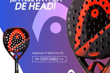 Head Graphene XT Alpha Pro LTD