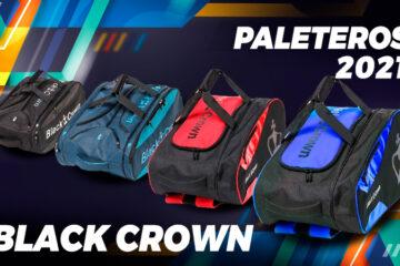 paleteros Black Crown