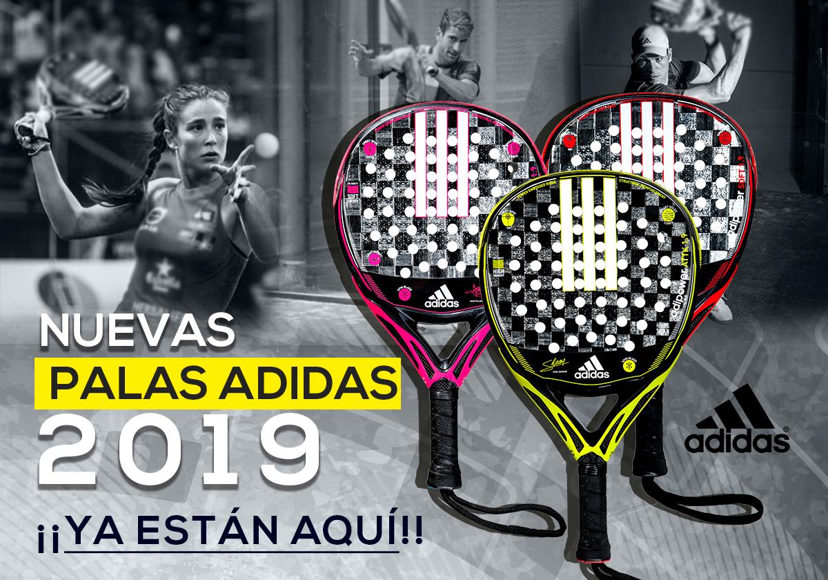 Repaso LANZAMIENTONuevas 2019 Colección Adidas la palas de Pn0Xw8Ok