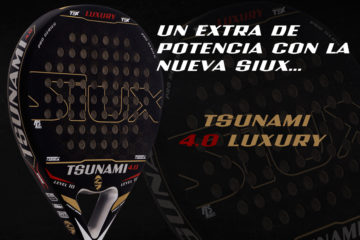 Siux Tsunami 4.0 Luxury