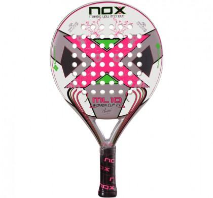 Test de la nueva Pala de padel Nox ML10 Women Cup 2.0