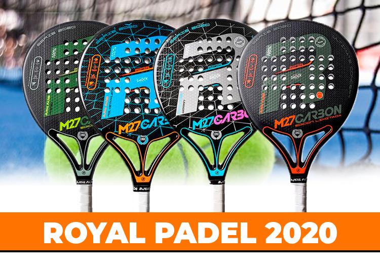 Royal Padel Pala Padel M27 Women Limited Edition 2020