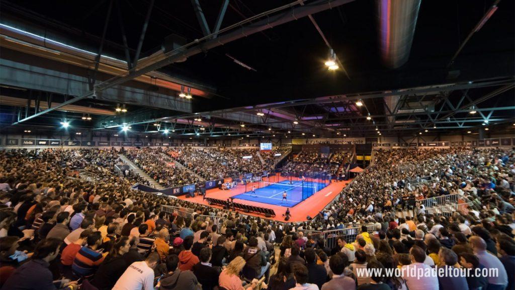 master final world padel tour 2017