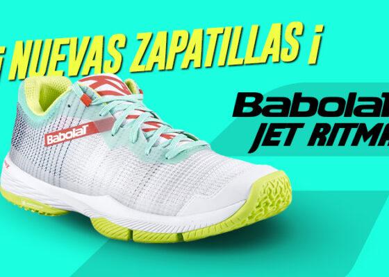 Babolat lanza las primeras zapatillas de pádel pensadas exclusivamente para ellas