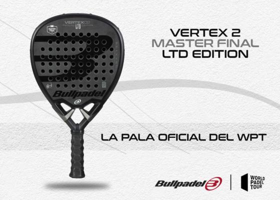 Análisis de la Bulpadell Vertex 2 Master Final LTD Edition