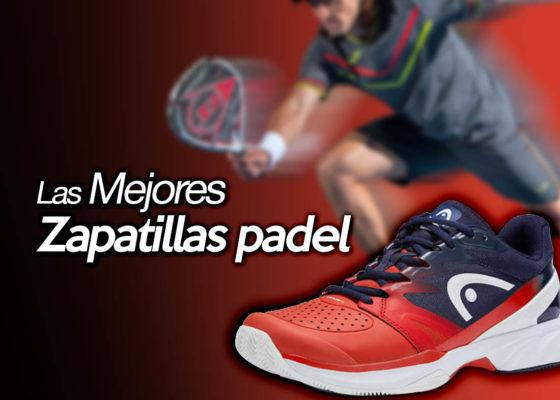 Zapatillas de pádel más vendidas – Mejores deportivas para pádel