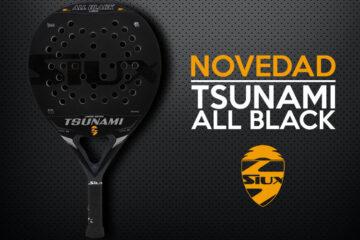 Pala Siux Tsunami All Black