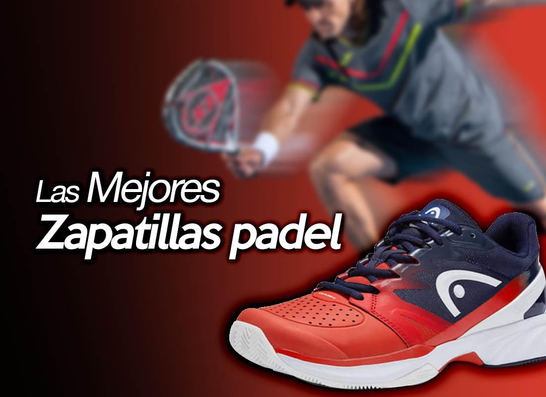 e6a41164 Zapatillas de pádel más vendidas - Las mejores deportivas para pádel