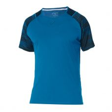 CAMISETA ASICS M CLUB GPX TOP AZUL 141146 8154