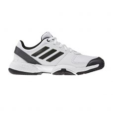 ZAPATILLAS ADIDAS JUNIOR BARRICADE CLUB XJ BLANCO NEGRO GRIS