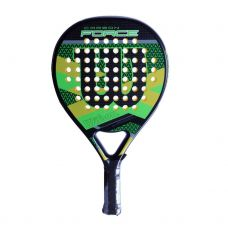 WILSON CARBON FORCE PADDLE VERDE NEGRO