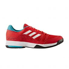 ZAPATILLAS ADIDAS BARRICADE COURT SCARLE BY1649