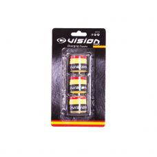 TRIPACK OVERGRIP VISION SOFT SPAIN MULTICOLOR