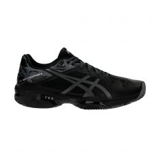 ASICS GEL SOLUTION SPEED 3 CLAY LE NEGRO E804N 9095