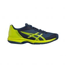 ASICS GEL COURT SPEED MARINO AMARILLO E800N 4589