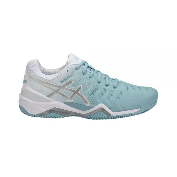 Asics Gel resolution 7 Clay | zapatillas de pádel de gran