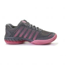 K-SWISS HYERCOURT EXPRESS HB MUJER GRIS ROSA 93378071