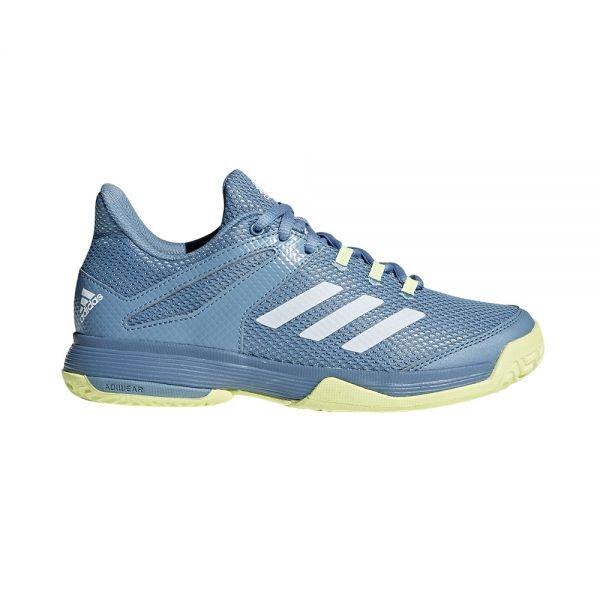 Adidas Adizero Club K Junior Azul Cp9356