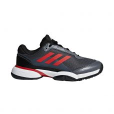 ADIDAS BARRICADE CLUB XJ 2 JUNIOR ESCARLATA NEGRO CP9359
