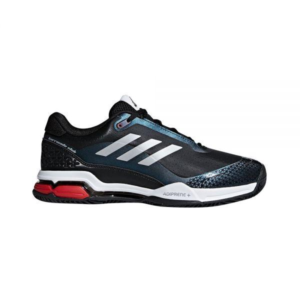 Adidas Barricade Club Clay Negro| New Padel zapatillas hombre