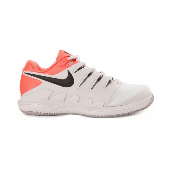 Nike Air Zoom Vapor X Clay Gris Rosa Mujer Pádel y tenis