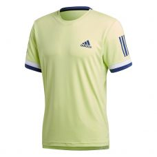 CAMISETA ADIDAS CLUB 3 STRIPES AMARILLO