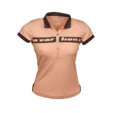POLO VARLION M/C MD13W06 ROSA MUJER