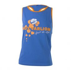 CAMISETA VARLION MD MC 07-MC2007 AZUL