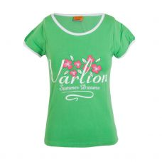 CAMISETA VARLION MD MC 07-MC3007 VERDE