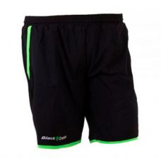PANTALÓN CORTO BLACK CROWN WILLY NEGRO VERDE